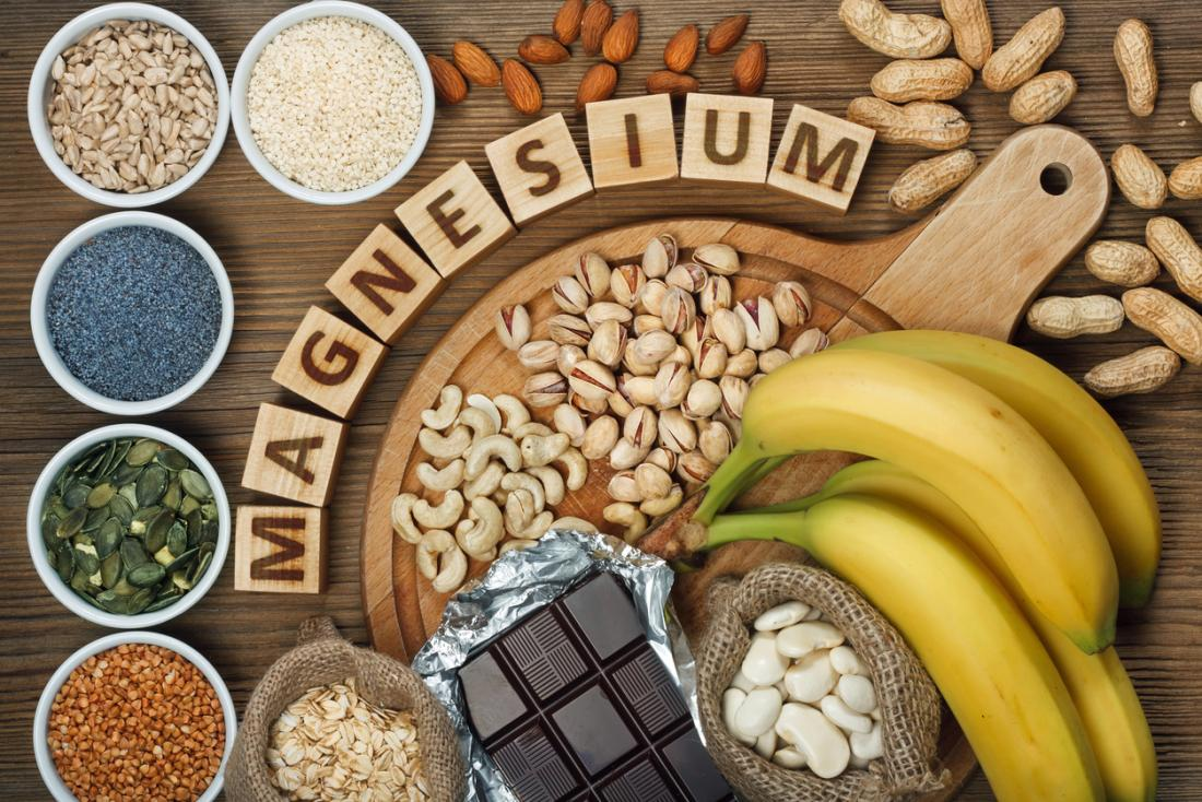 Foods that have Magnesium